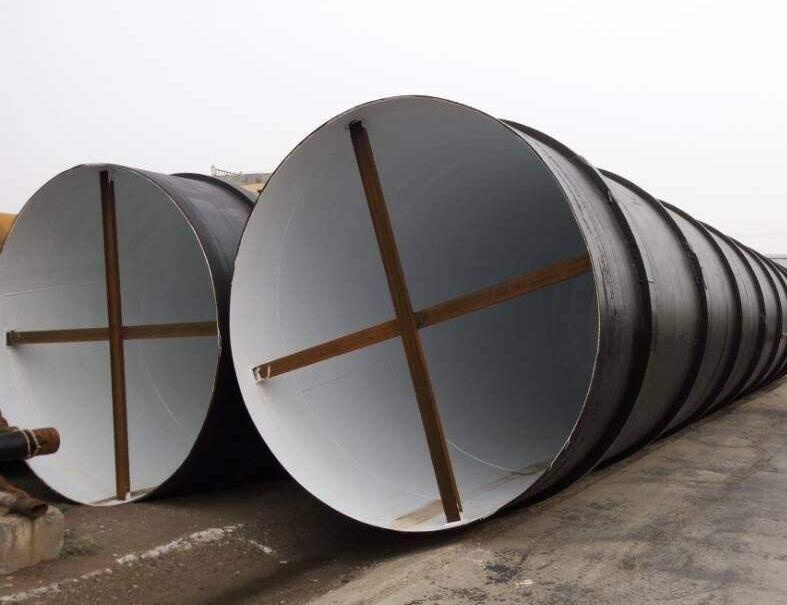 济源螺旋钢管厂-专业生产供应各种型号螺旋钢管 河南螺旋钢管厂家