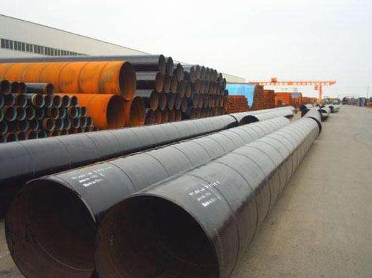 防腐螺旋钢管的存放要求 螺旋钢管新闻资讯