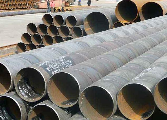 宝鸡螺旋钢管厂-实力大厂,产品远销国内外 陕西螺旋钢管厂家