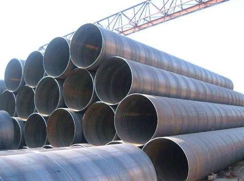 安康螺旋钢管厂-钢管规格全,货源足,发货快 陕西螺旋钢管厂家