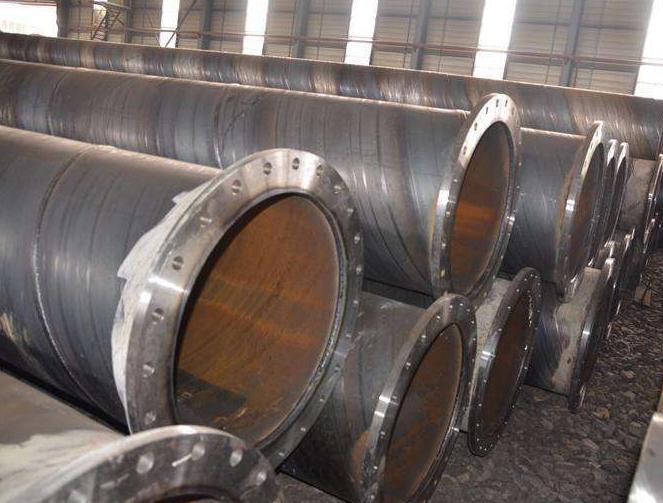 大口径螺旋钢管为什么会出现焊接弯曲 螺旋钢管新闻资讯
