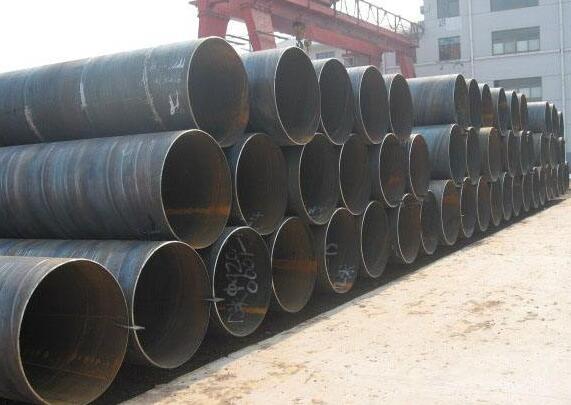 朔州螺旋钢管厂-钢管生产销售为一体 山西螺旋钢管厂家