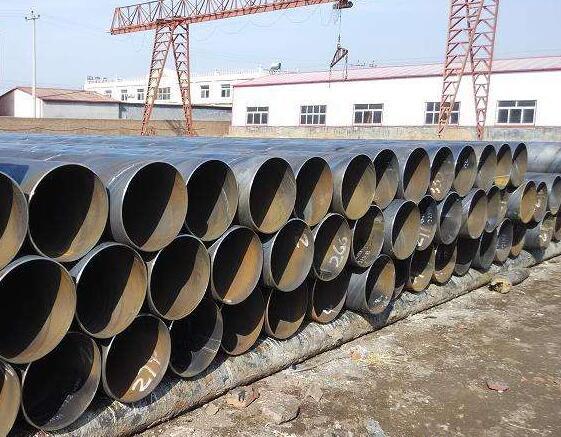 运城螺旋钢管厂-钢管产品远销海内外 山西螺旋钢管厂家