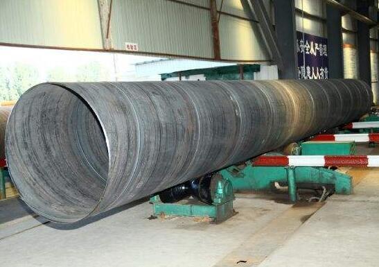 临汾螺旋钢管厂-螺旋钢管型号齐全,强度高 山西螺旋钢管厂家