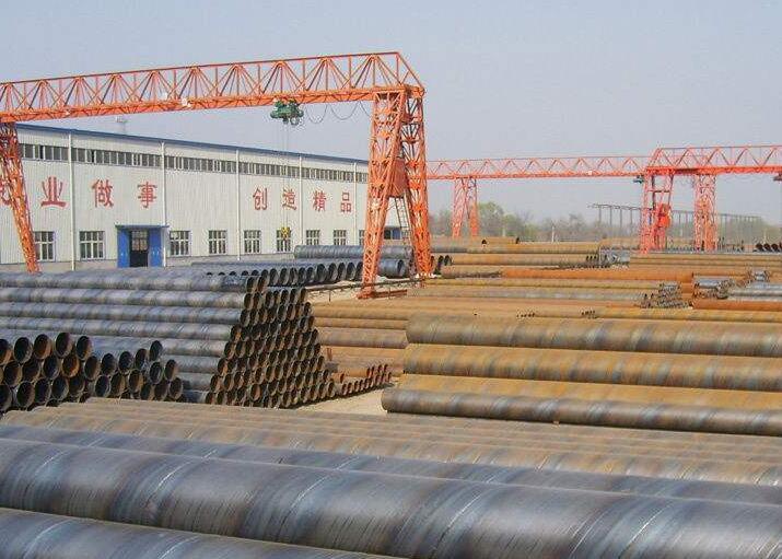 螺旋钢管焊缝较长的处理办法 螺旋钢管新闻资讯