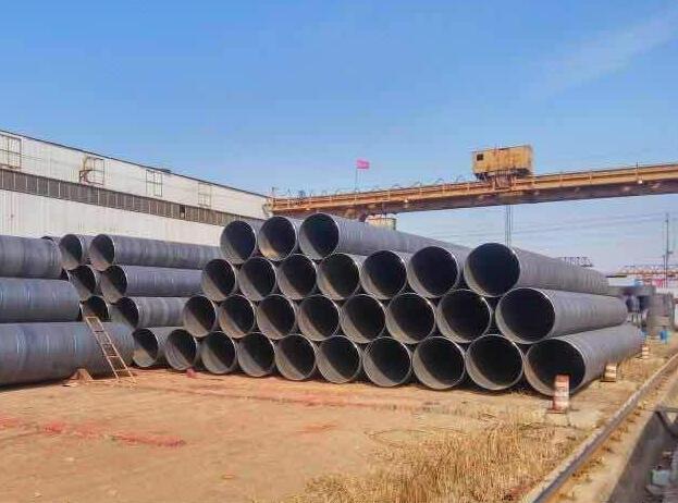 大连螺旋钢管厂家-螺旋钢管型号齐全,强度高 辽宁螺旋钢管厂家