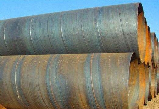 抚顺螺旋钢管厂家-钢管产品远销海内外 辽宁螺旋钢管厂家