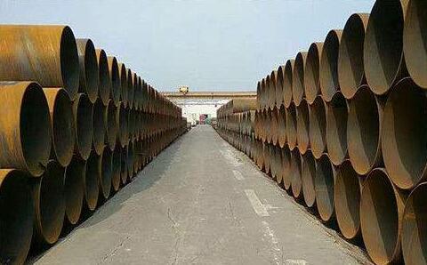 丹东螺旋钢管厂家-钢管生产销售为一体 辽宁螺旋钢管厂家