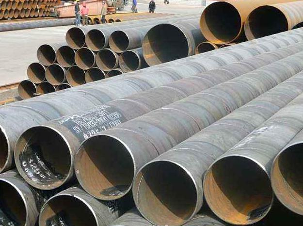 长春螺旋钢管厂-专业生产供应各种型号螺旋钢管 吉林螺旋钢管厂家