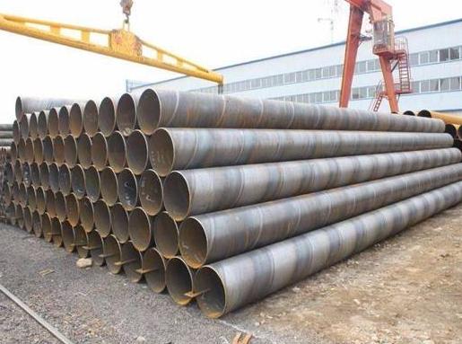 白城螺旋钢管厂-螺旋钢管生产批发一体化 吉林螺旋钢管厂家