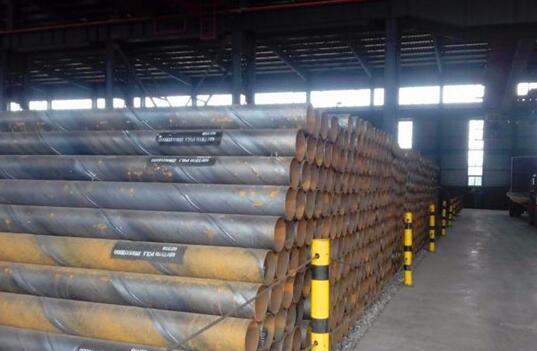 佳木斯螺旋钢管厂-螺旋钢管型号齐全,强度高 黑龙江螺旋钢管厂家