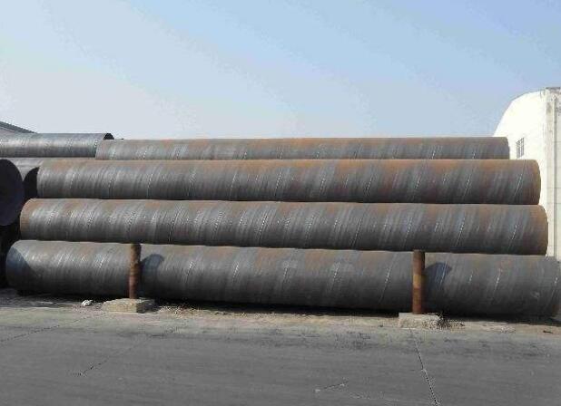 七台河螺旋钢管厂-品牌企业,信誉良好 黑龙江螺旋钢管厂家