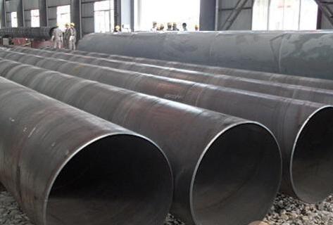 兰州螺旋钢管厂-钢管厂家直销,售后完善 甘肃螺旋钢管厂家