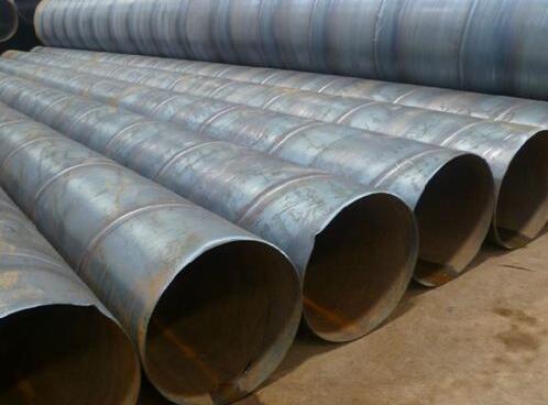 嘉峪关螺旋钢管厂-螺旋钢管可现货可定制 甘肃螺旋钢管厂家