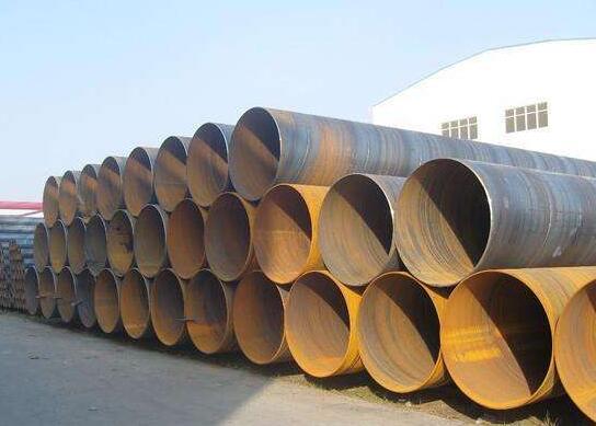 白银螺旋钢管厂-优质的螺旋钢管厂家 甘肃螺旋钢管厂家