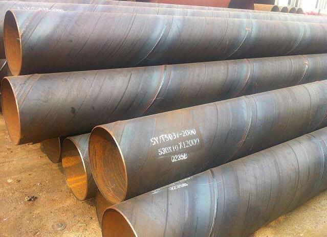 天水螺旋钢管厂-螺旋钢管厂家直销 甘肃螺旋钢管厂家
