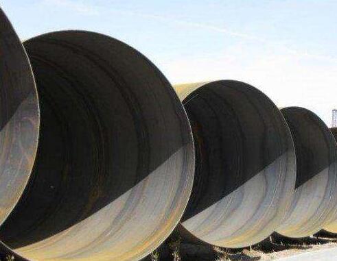 武威螺旋钢管厂-专业的螺旋钢管销售基地 甘肃螺旋钢管厂家