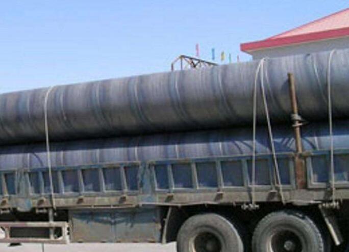 定西螺旋钢管厂-大型知名螺旋钢管生产厂家 甘肃螺旋钢管厂家