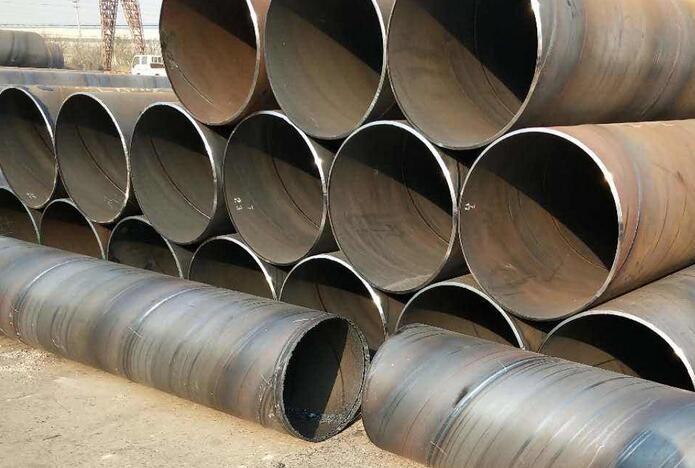 陇南螺旋钢管厂-大型厂家质量可靠价格低廉 甘肃螺旋钢管厂家