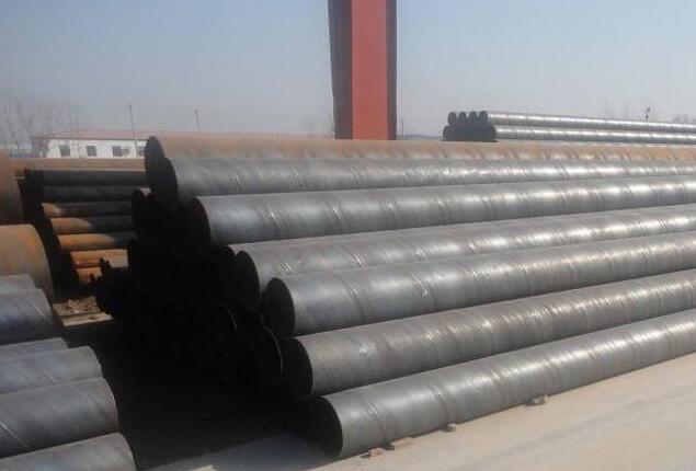 平凉螺旋钢管厂-专业生产:螺旋钢管 甘肃螺旋钢管厂家