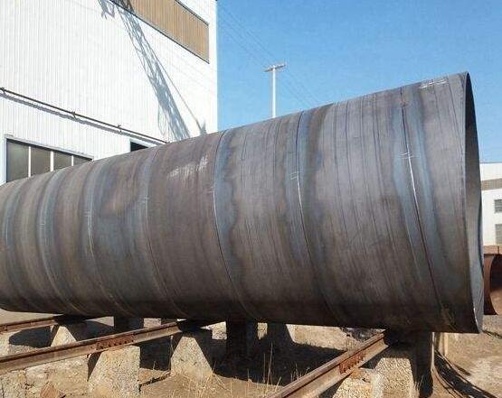 包头螺旋钢管厂-雄厚的实力,低廉的价格 内蒙古螺旋钢管厂家