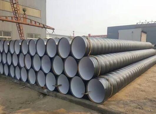 巴彦淖尔螺旋钢管厂-专注生产螺旋钢管十五年 内蒙古螺旋钢管厂家