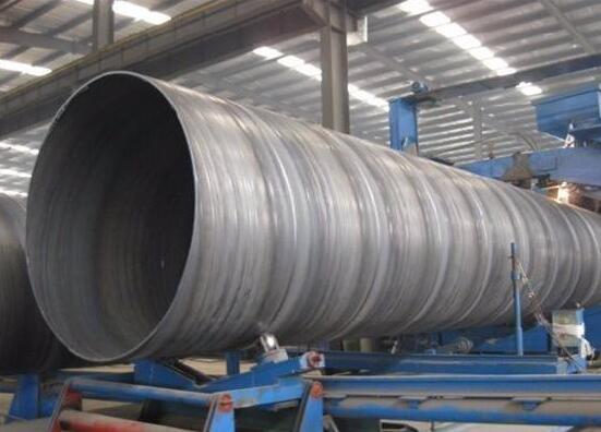 螺旋钢管防腐收缩套材质 螺旋钢管新闻资讯