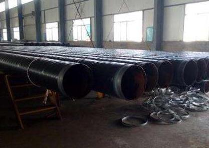 螺旋钢管的热扩成型方法 螺旋钢管新闻资讯