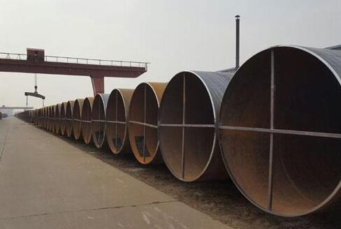 打桩用螺旋钢管常用型号 螺旋钢管新闻资讯
