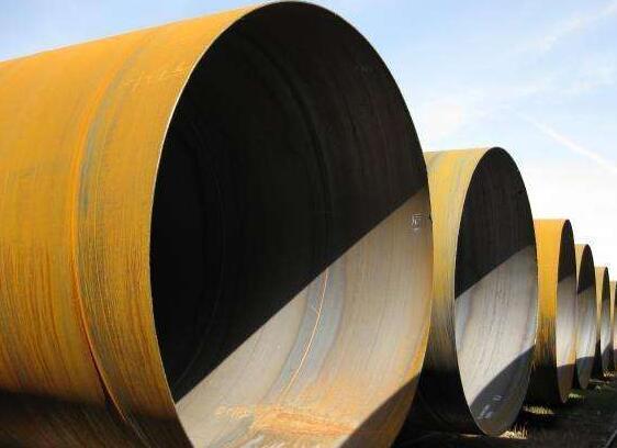 螺旋钢管的钝化工艺 螺旋钢管新闻资讯