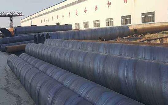 螺旋钢管厂生产质量的注意事项 螺旋钢管新闻资讯