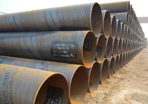 大口径螺旋钢管生产工艺详解 螺旋钢管新闻资讯