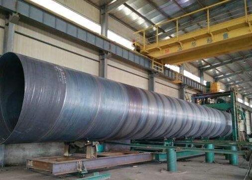 保温螺旋钢管的保养方法 螺旋钢管新闻资讯