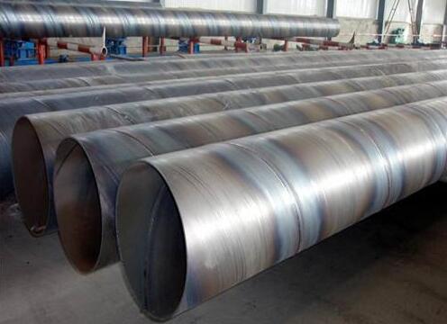 大口径螺旋钢管价一直处于下跌态势 大口径螺旋钢管价格