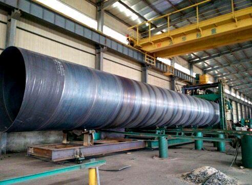 影响螺旋钢管厂家价格不同的因素 螺旋钢管新闻资讯