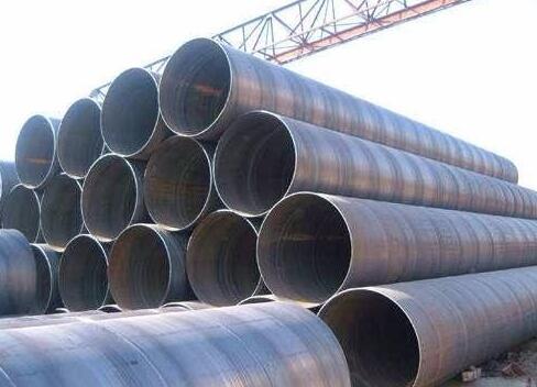国标螺旋钢管存放方法 螺旋钢管新闻资讯
