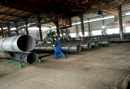 Q235B螺旋钢管质量检测方法 螺旋钢管新闻资讯