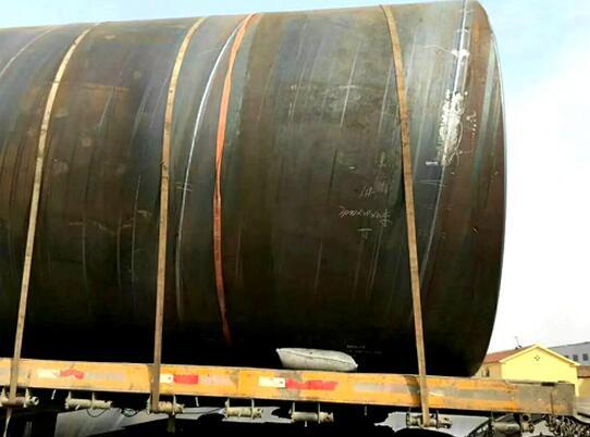 18mm螺旋钢管国标厚度是多少 螺旋钢管新闻资讯