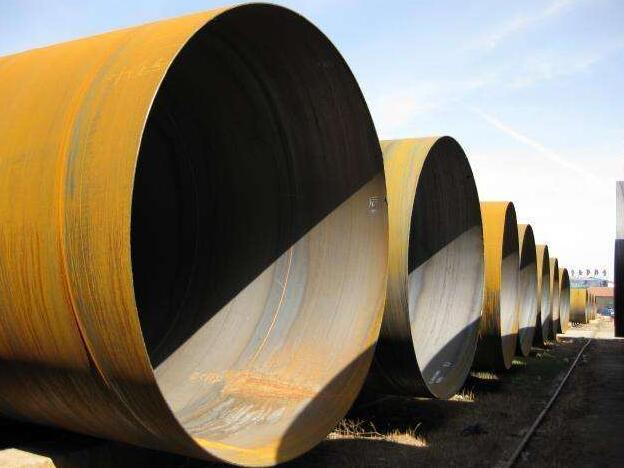 大口径螺旋钢管价格近几日稳中趋强 大口径螺旋钢管价格