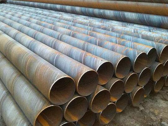 螺旋钢管厂家的生锈处理方法 螺旋钢管新闻资讯