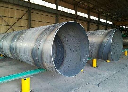 燃气输送螺旋钢管厂家出厂严把质量关 螺旋钢管新闻资讯