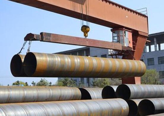 大口径螺旋钢管的内防腐处理方法 螺旋钢管新闻资讯