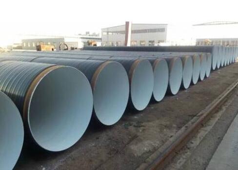 大口径螺旋钢管生产中产生错边的缘故 螺旋钢管新闻资讯