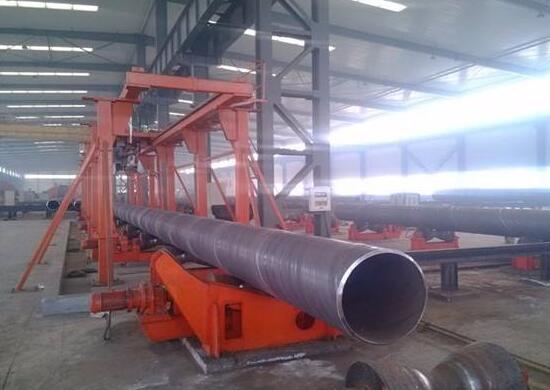 螺旋钢管价格上涨增加了难度 螺旋钢管新闻资讯