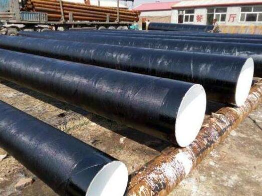 排污水用螺旋钢管 防腐螺旋钢管
