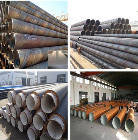 检测防腐螺旋钢管质量的几项流程 螺旋钢管新闻资讯
