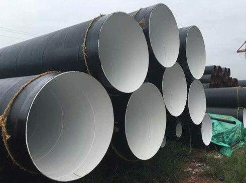 环保tpep防腐螺旋钢管 防腐螺旋钢管