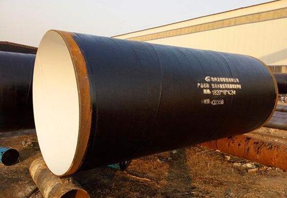 石化工业用螺旋钢管 防腐螺旋钢管