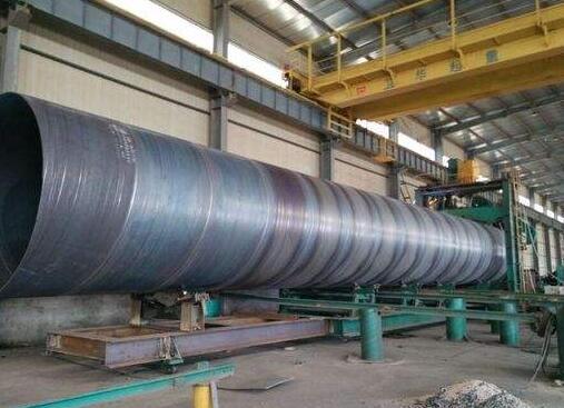 饮水用3PE防腐螺旋钢管普通级 螺旋钢管新闻资讯