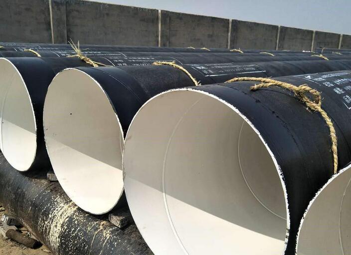 化工厂用螺旋钢管 防腐螺旋钢管